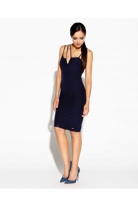 Sukienka Royale - czarna