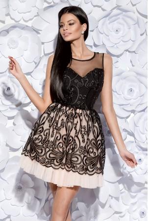 Sukienka księżniczka - czarna
