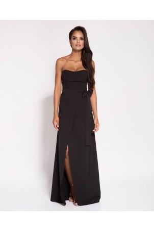 Sukienka Lorica - czarna