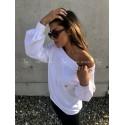 Bluza Noemi - biała