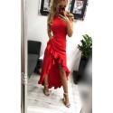 Sukienka wieczorowa Bella - czerwona