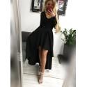 Sukienka wieczorowa Loren - czarna