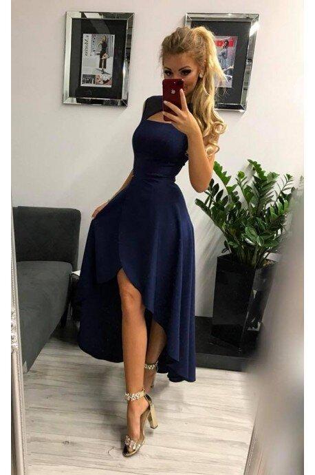 Sukienka wieczorowa Penelope - granatowa