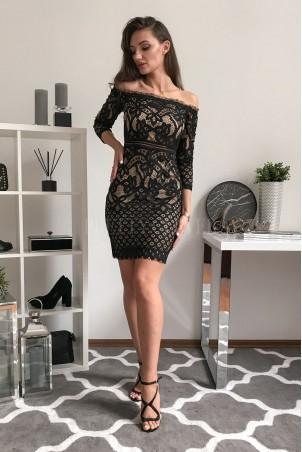 Koronkowa sukienka hiszpanka Margarita