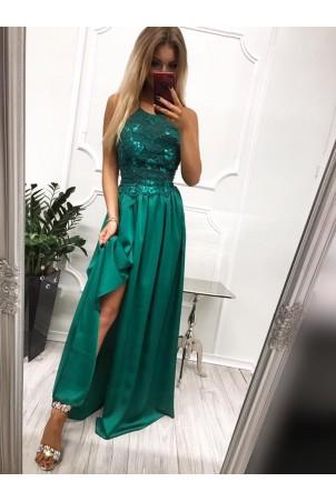 Sukienka wieczorowa Vivien II - zielona