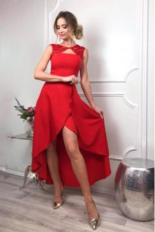 Sukienka wieczorowa Penelope - czerwona