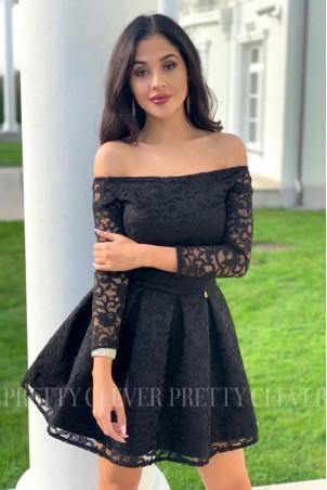 Sukienka wieczorowa Scarlett II - czarna
