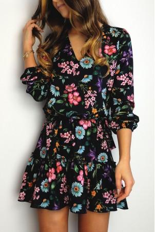 Sukienka Salma w kwiaty