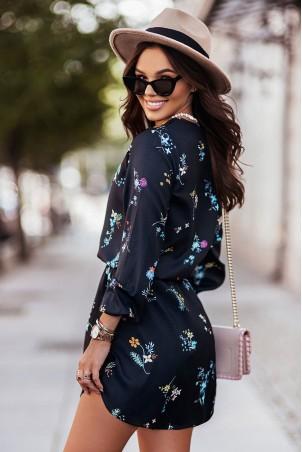 Sukienka w kwiaty CARLA