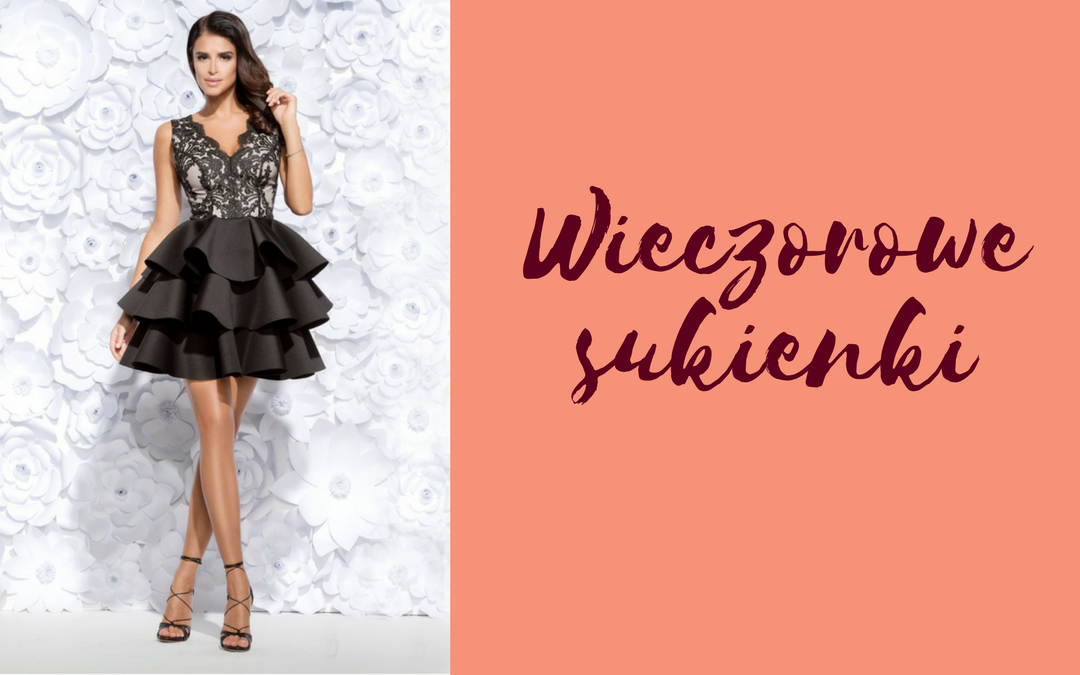 d10fbe4f Wieczorowe sukienki - must-have - Pretty Clever Blog