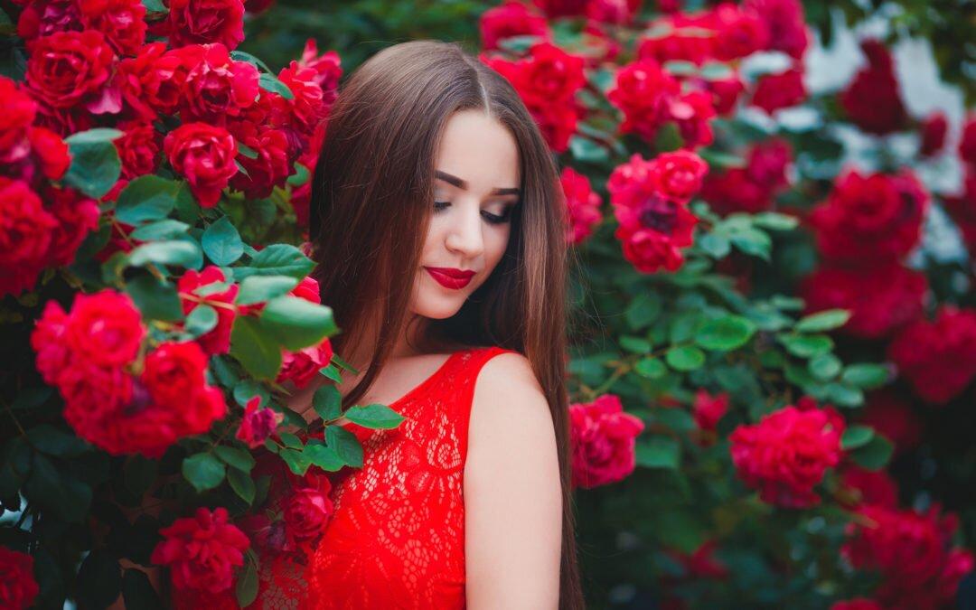 Lady in red- 6 czerwonych sukienek wieczorowych
