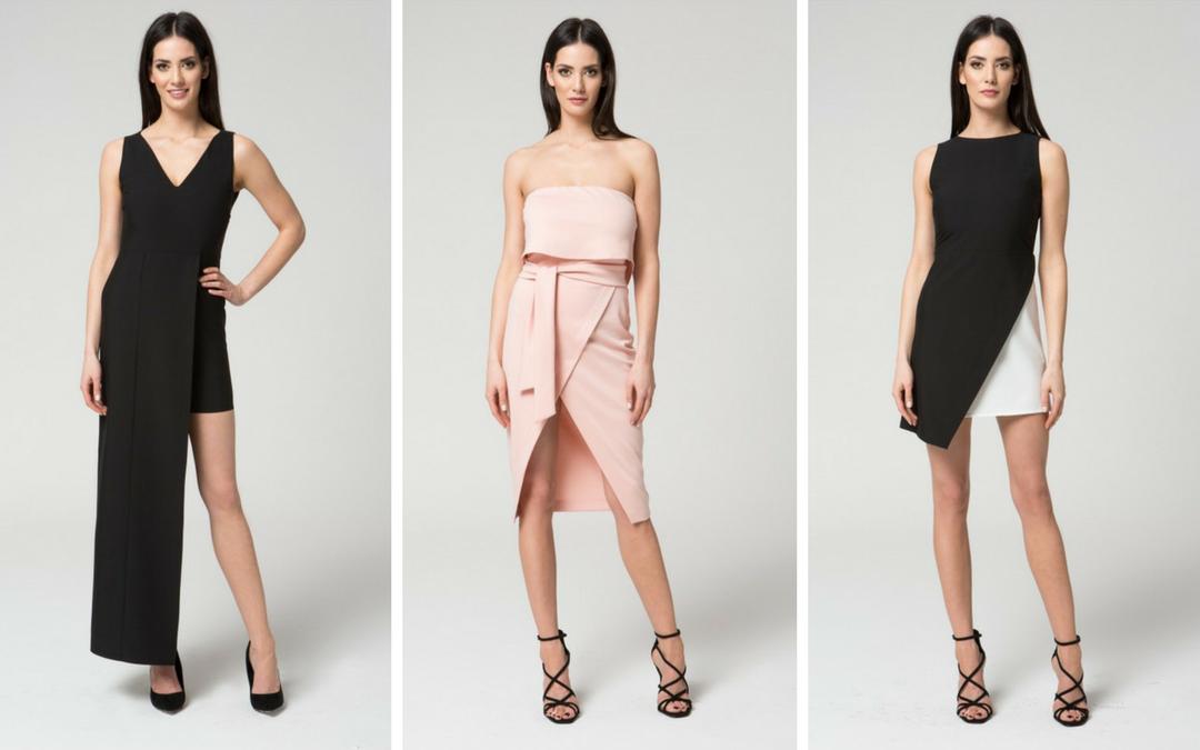 Asymetryczne sukienki- modne nowości