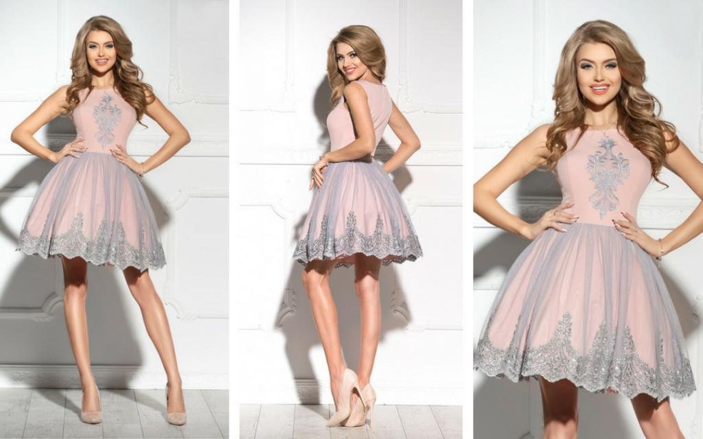 Sukienka princeska idealny wybór na wesele Pretty Clever