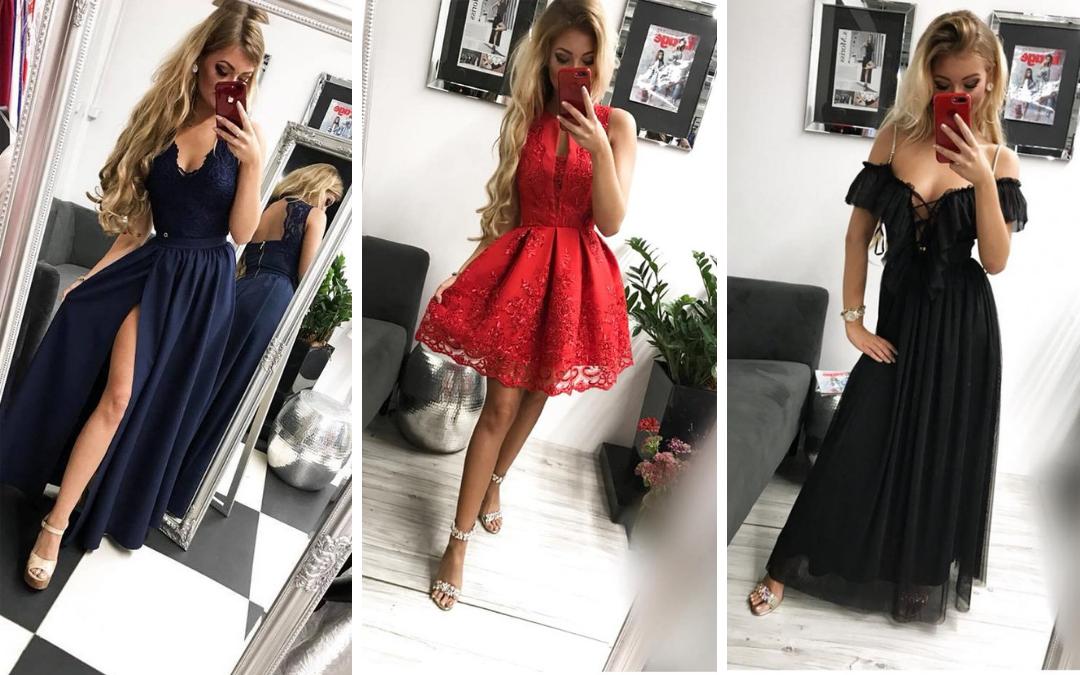 Sukienka wieczorowa nawyjątkowe okazje- top5