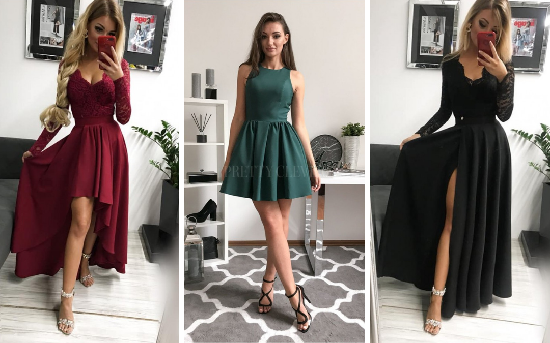 01d022f5f33 Sukienka na studniówkę- mini czy maxi? - Pretty Clever Blog