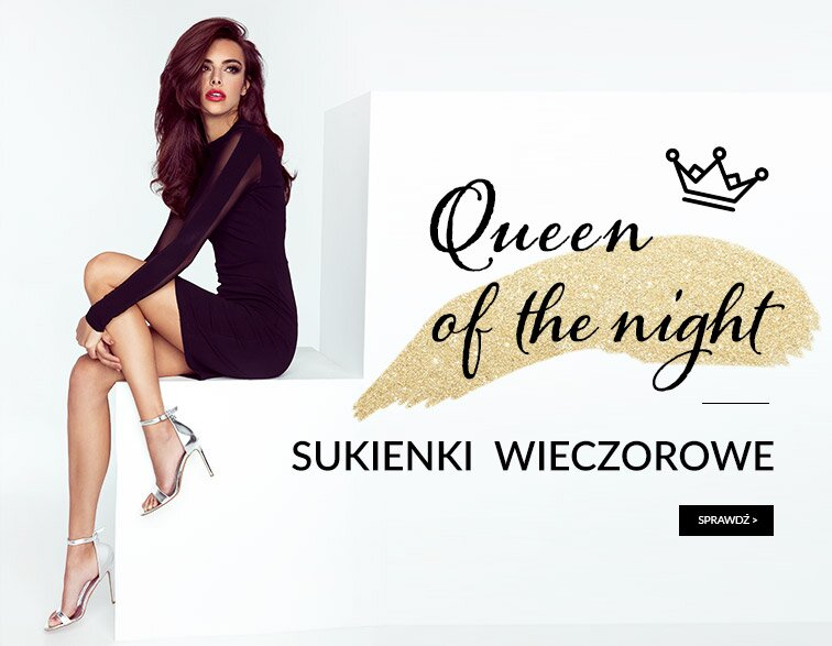 Queen of the night - sukienki wieczorowe